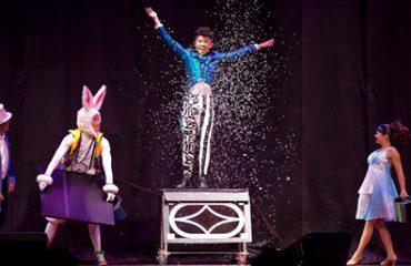 magic!创意年会节目魔术表演案例说明!